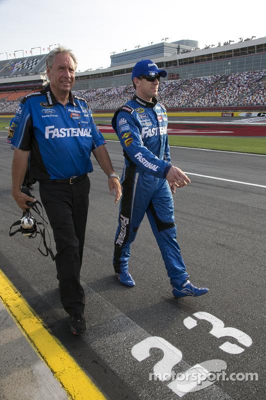 Jimmy Fennig e Carl Edwards, Roush Fenway Racing Ford