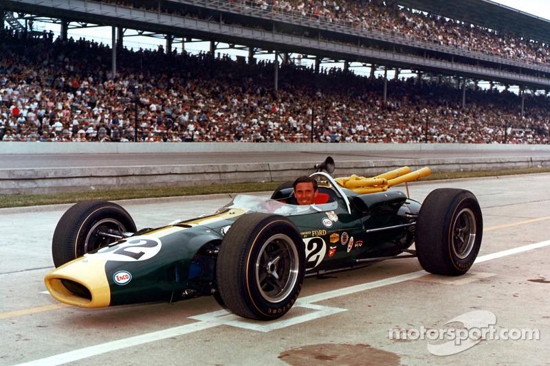 1965: Jim Clark