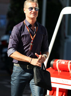 David Coulthard, BBC