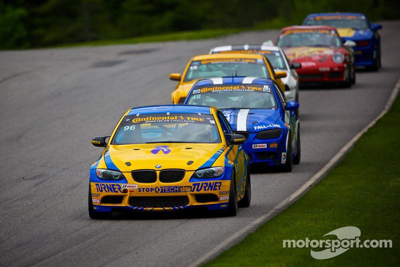 #96 Turner Motorsports BMW M3: Bill Auberlen, Will Turner