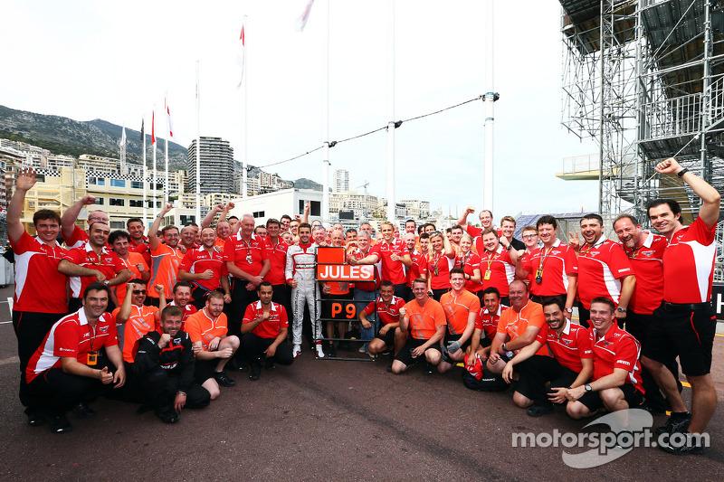 Гран При Монако-2014: сенсационный успех Бьянки