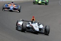 Kurt Busch, Andretti Autosport Chevrolet