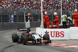 Nico Hülkenberg, Sahara Force India F1 VJM07