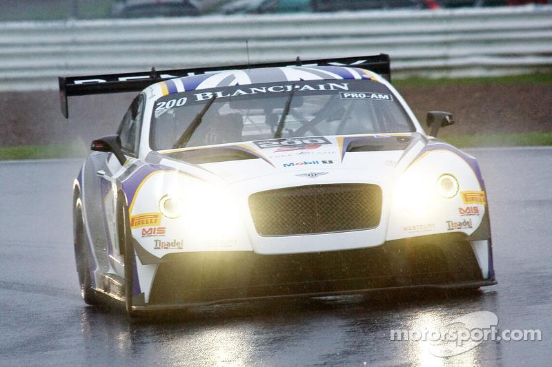#200 Generation 宾利 Racing 宾利 Continental GT3: James Appleby, 斯蒂夫·坦迪, Jody Fannin