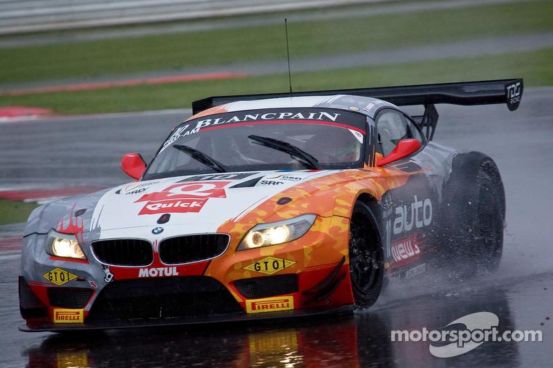 #10 TDS Racing BMW Z4: Eric Clement, Benjamin Lariche, Nicolas Armindo