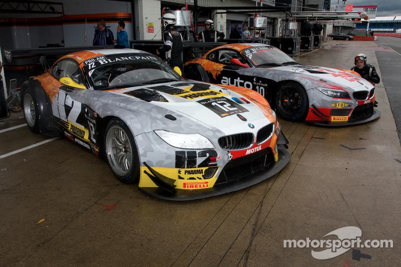 #12 TDS Racing BMW Z4 Henry Hassid, Nicky Catsburg