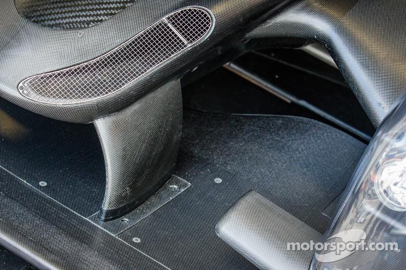 G-Drive Racing Ligier JS P2 - Nissan detayı