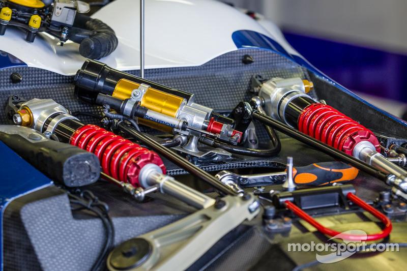 #27 SMP Racing Oreca 03 - 日产 细节