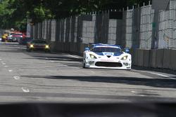 #33 Riley Motorsports SRT 蝰蛇 GT3-R: 杰伦·布勒克莫伦 和 本·基廷