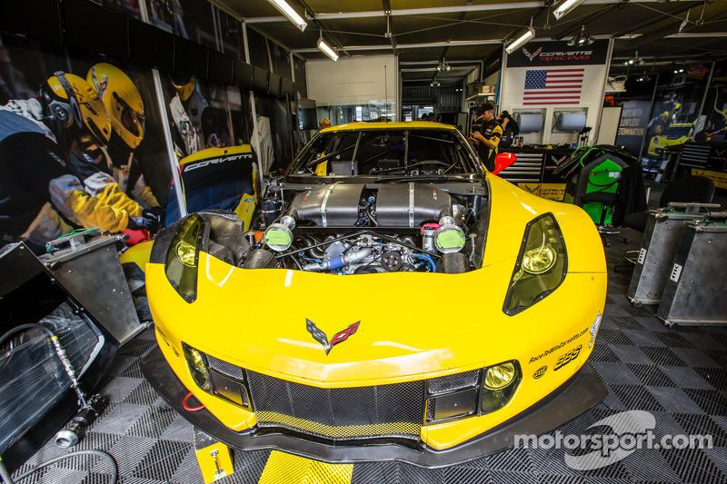 Corvette Racing Chevrolet Corvette C7