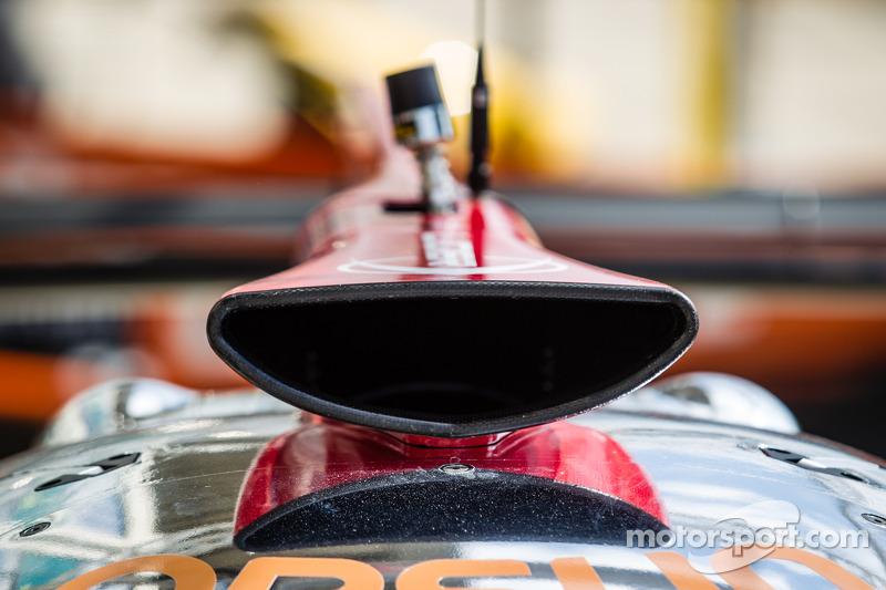 Detalhe do #33 OAK Racing - Team Asia Ligier JS P2 - HPD