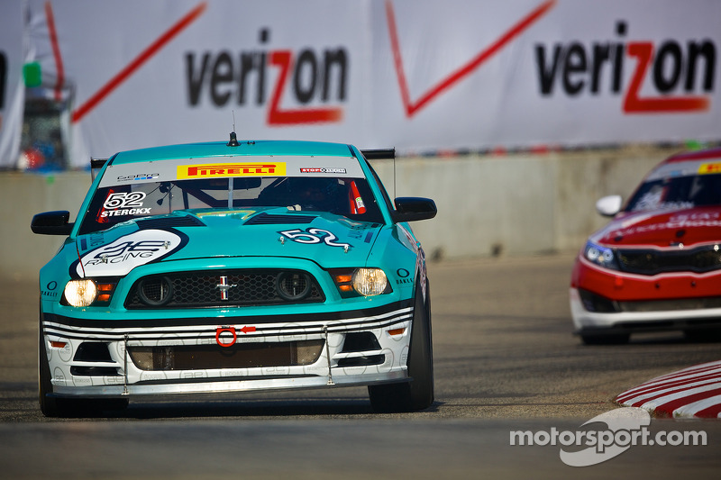 #52 Always Evolving Racing 福特 野马 Boss 302S: David Sterckx
