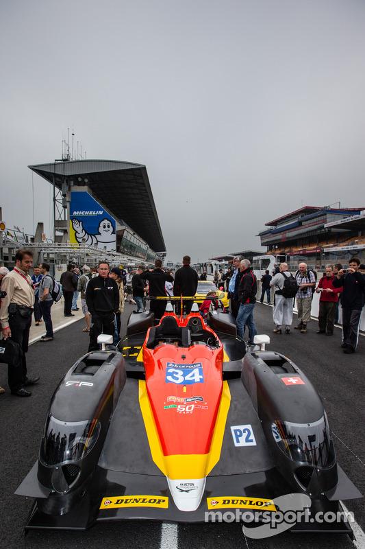 #34 Race Performance Oreca 03 - Judd