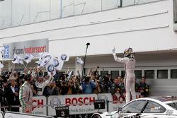 Race Winner Marco Wittmann, BMW Team RMG BMW M4 DTM