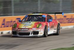 #73 Park Place Motorsports Porsche 911 GT America: Patrick Lindsey & Kevin Estre