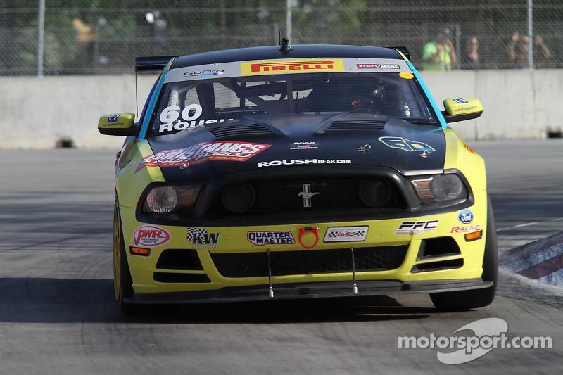 Jack Roush, Jr, Ford Mustang Boss 302R