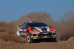 Jaroslav Melicharek ve Erik Melicharek, Ford Fiesta WRC