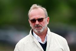 Didier Coton, Driver Manager