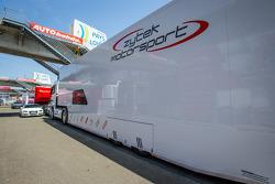Zytek Motorsport transportador