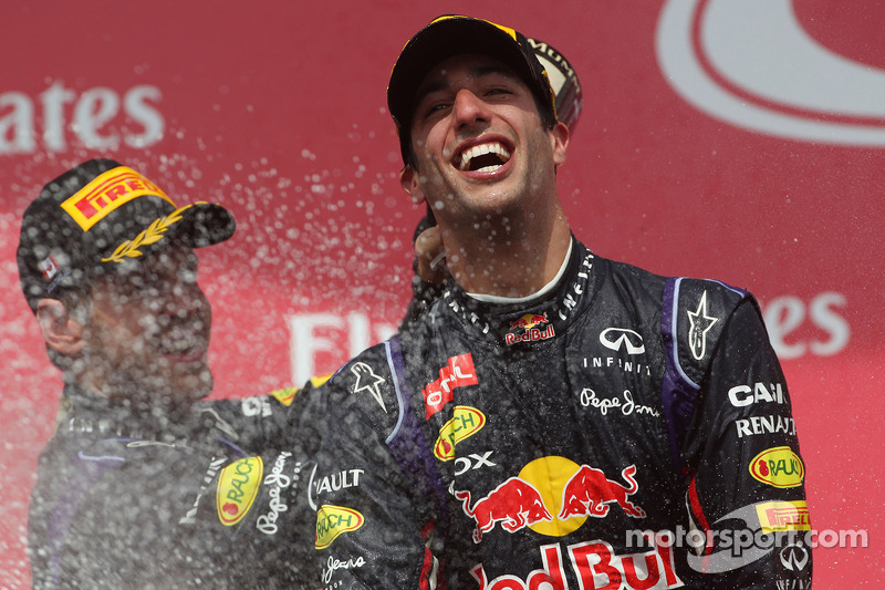 2014 - Grand Prix von Kanada: Daniel Ricciardo, Red Bull Racing RB10