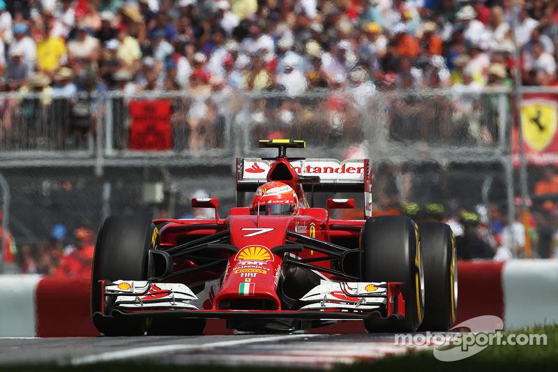 Kimi Räikkönen - 263 Grands Prix (en cours)