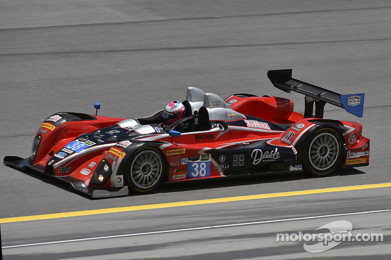 #38 Performance Tech Motorsports ORECA FLM09 雪佛兰: 大卫·奥斯特拉