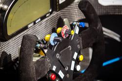 #27 SMP Racing Oreca 03 - Nissan steering wheel