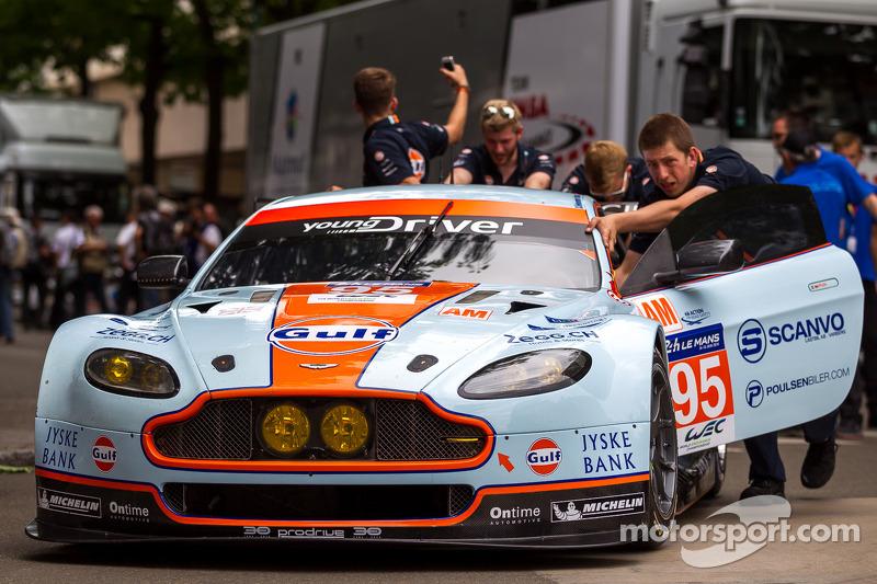#95 Aston Martin Racing Aston Martin Vantage V8