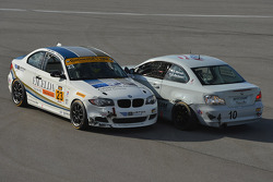 #10 Mitchum Motorsports BMW 128i: Dylan Murcott, Dillon Machavern and #23 Burton Racing BMW 128i: Terry Borcheller, Mike LaMarra