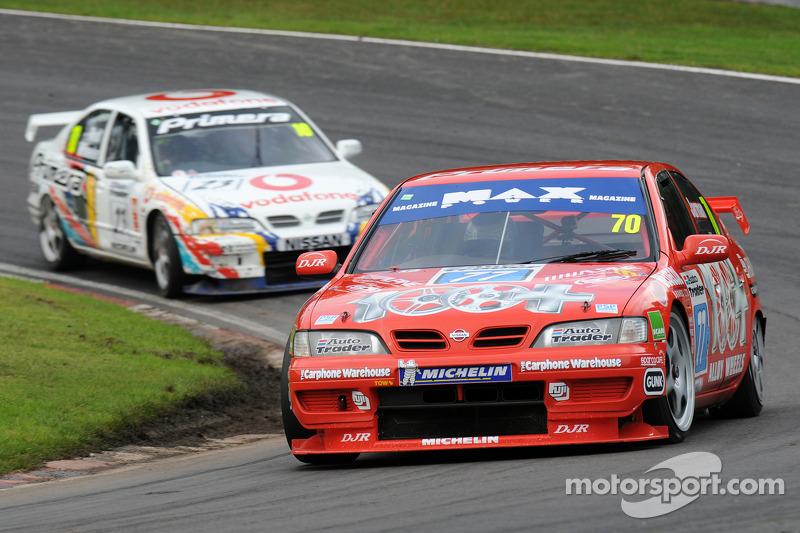 Dave Jarman, Ex Matt Neal 1998 BTCC Nissan Primera ST