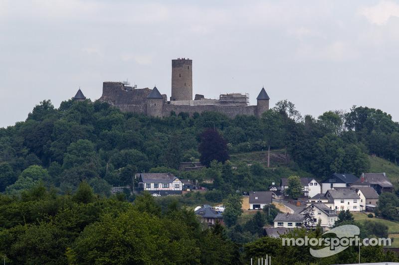 Il castello del Nürburg