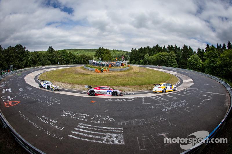 #18 Audi Race Experience Audi R8 LMS ultra: Rahel Frey, Christiaan Frankenhout, Dominique Bastien, Christian Bollrath