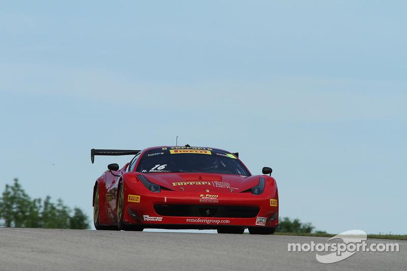 #16 R. Ferri Motorsport Ferrari 458 GT3 Italia: Nick Mancuso