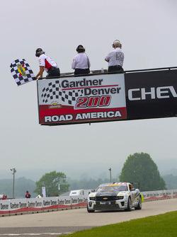 #20 BestIT Racing 雪佛兰 科迈罗: 安迪·李
