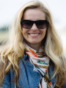 Actress Eve Scheer