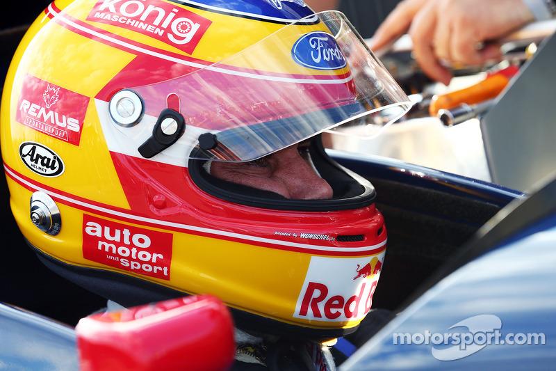 卡尔·温德林格,重回他的索伯F1赛车
