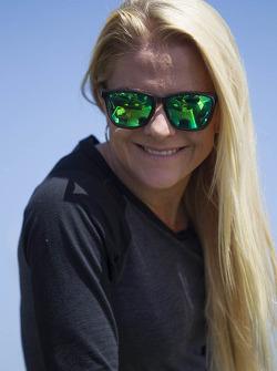 Patricia Driscoll, girlfriend of Kurt Busch