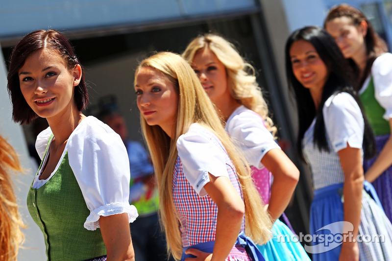 Grid kızları