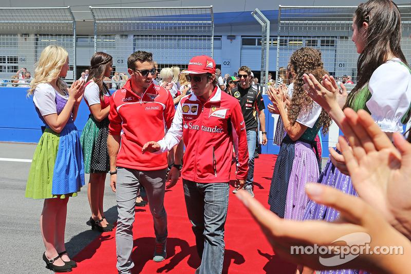 Jules Bianchi era un piloto muy querido en la parrilla de F1