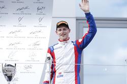 Second place Emil Bernstorff