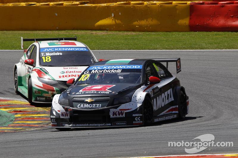 Gianni Morbidelli, Chevrolet Cruze RML TC1, ALL-INKL.COM Munnich Motorsport
