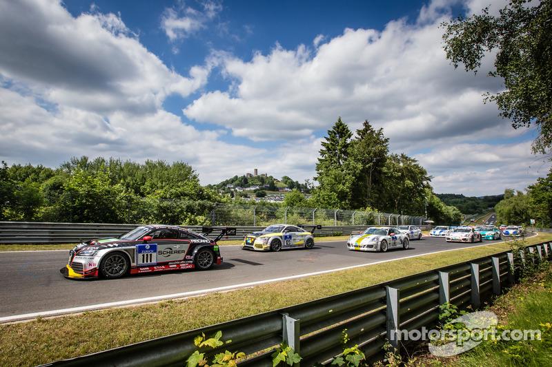 Via: #111 Raeder Motorsport Audi TT RS 2.0: Elmar Deegener, Jürgen Wohlfarth, Christoph Breuer, Dieter Schmidtmann