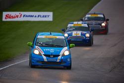 #65 Shea Racing Honda Fit: Paul Holton