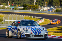 #59 Porsche 997 GT3 Kupası: Willie Moore, Bill Cameron, Peter Bonk