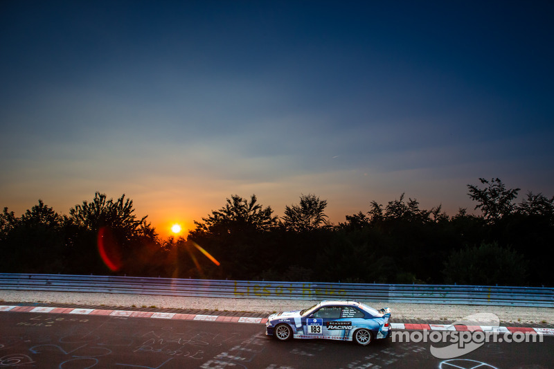 #183 Adrenalin Motorsport BMW E36 M3: Niels Borum, Maurice O'Reilly, Michael Eden