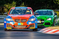 #311 BMW M235i Racing: Michele di Martino, Olivo Jannik, Markus Maier, Michael Hess