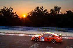 #57 Porsche 997 Kupası: André Krumbach, Andreas Riedl, Ivan Reggiani