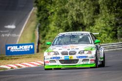 #82 BMW M3 E46: Jose Manuel Balbiani, Stefano Cambria, Juan Angel Cusano