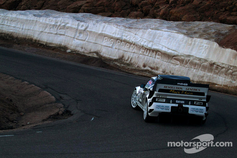 #200 Ford RS200E: Mark Rennison