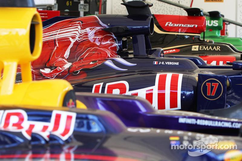 F1 Padoğu